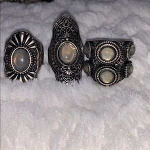 Nasty Gal Jewelry - Set of rings